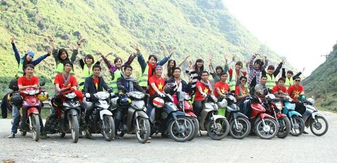 Đi phươt Sapa bằng xe máy