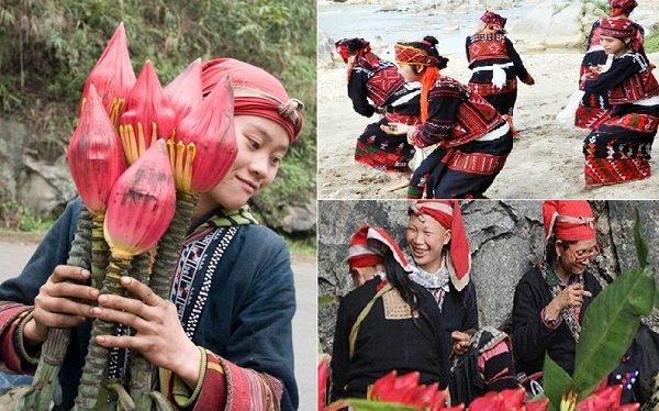Đặc sắc hội hoa chuối của người Xá Phó ở Sapa