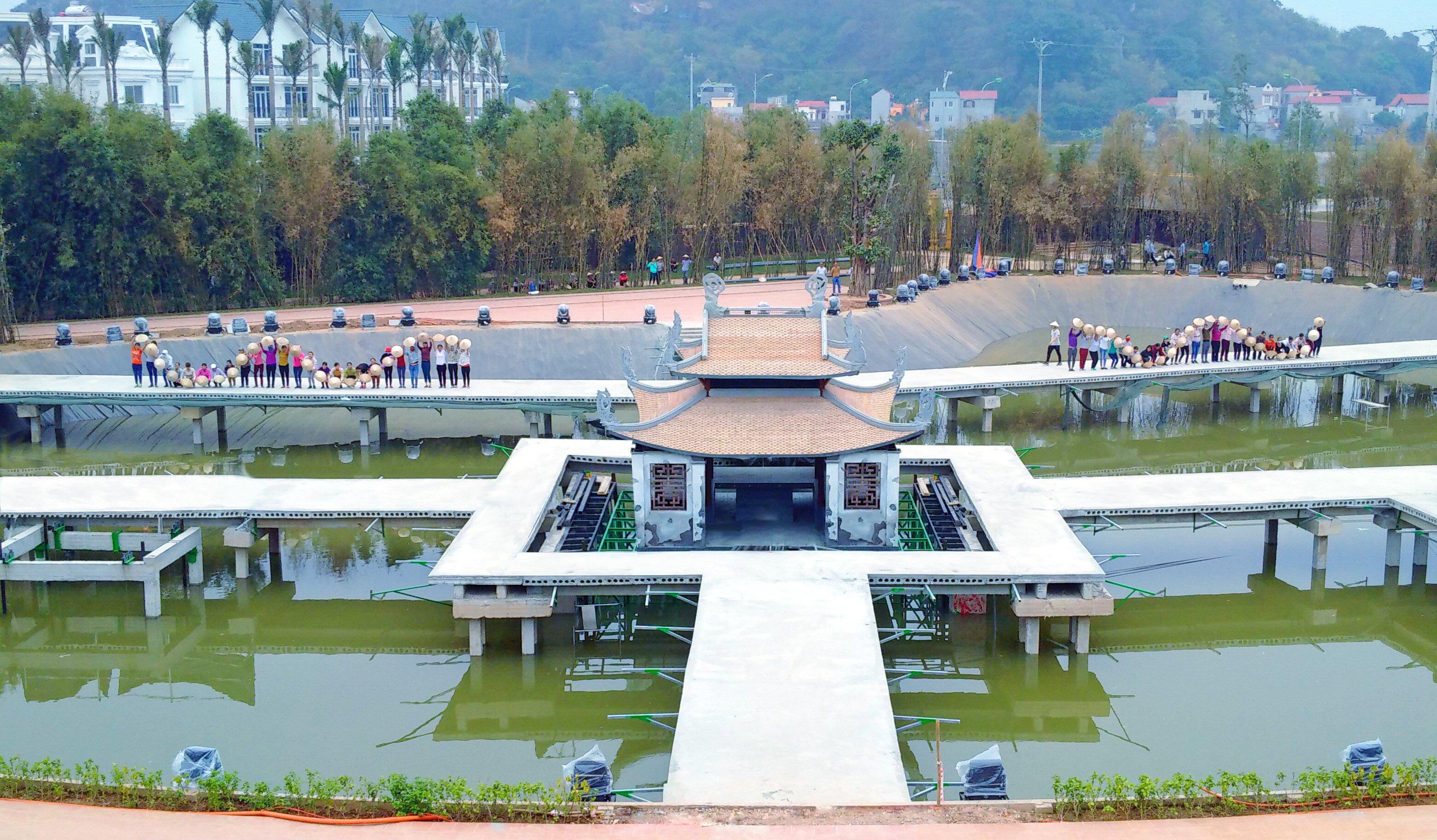 Tuần châu Ecopark Quốc Oai- Điểm vui chơi giải trí, nghỉ dưỡng lý tưởng tại  Hà