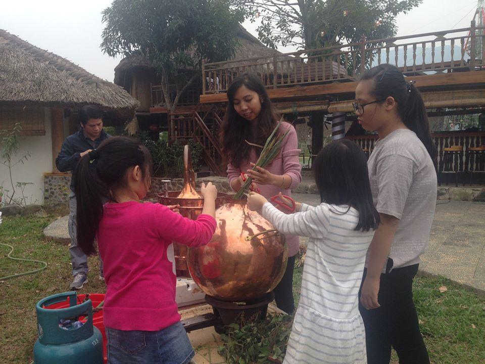 An Lạc Resort Hòa Bình- Khu du lịch mới đầy hấp dẫn tại Kim Bôi