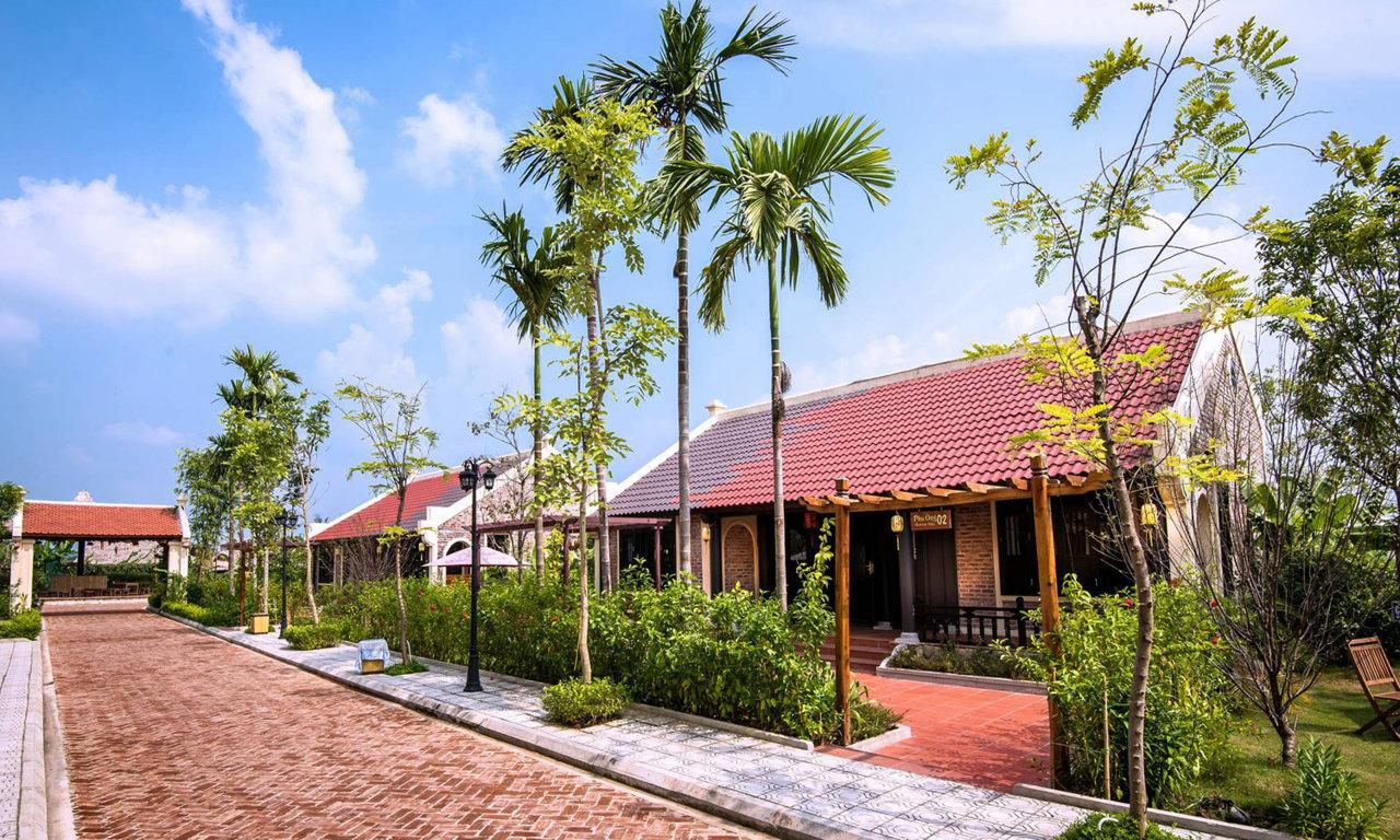 Các loại phòng ở Vườn Vua Resort