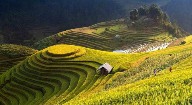 Đi du lịch Sapa mùa thu- Chiêm ngưỡng vẻ đẹp bất tận