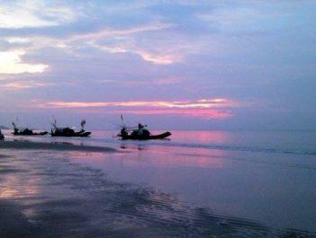 Du lịch biển Hải Tiến