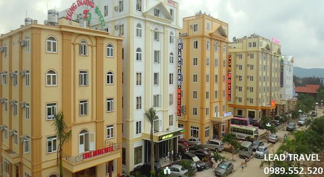 khách sạn ở biển Hải Tiến