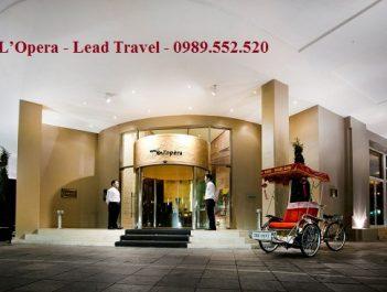 Khách sạn trung tâm Hà Nội