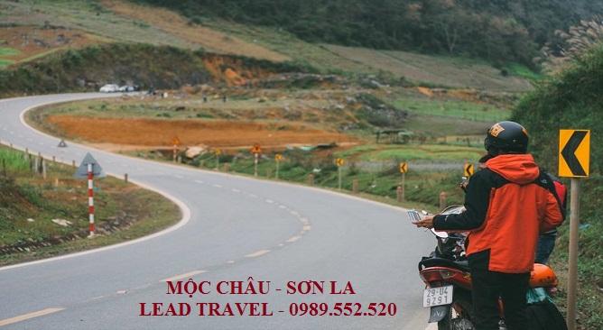 phượt Mộc Châu bằng xe máy