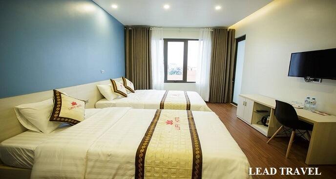 khách sạn gần Yên Tử