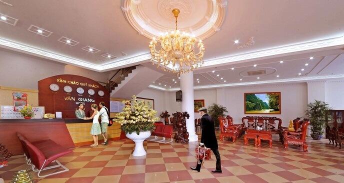 khách sạn Vân Giang Ninh Bình