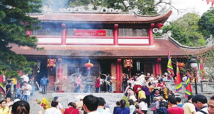 chùa Tây Thiên
