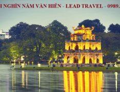 du lịch quanh Hà Nội 1 ngày
