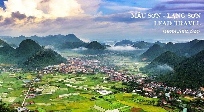 khu du lịch Mẫu Sơn