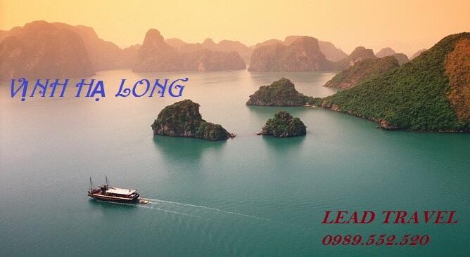 Top 10 du thuyền Hạ Long hàng đầu giá tốt nhất