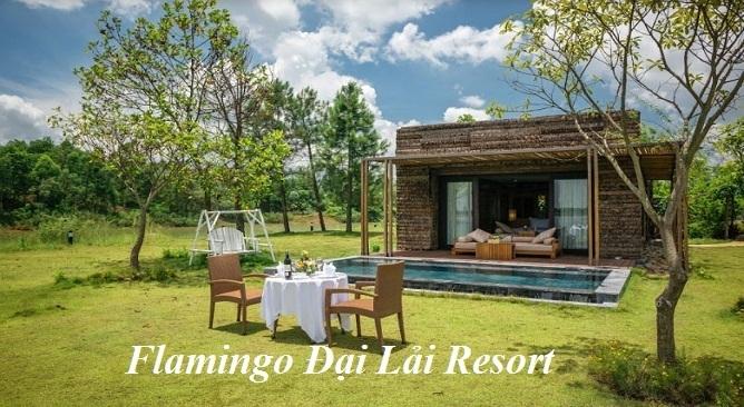đi Flamingo Đại Lải Resort