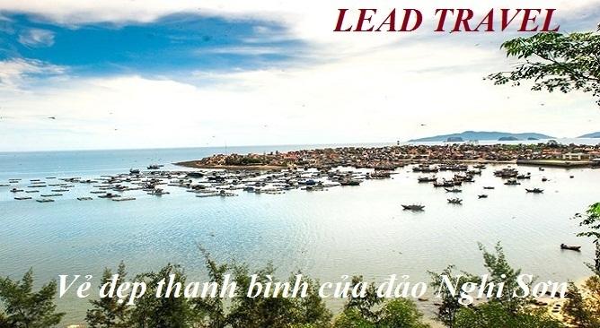 kinh nghiệm du lịch biển Hải Hòa Thanh Hóa