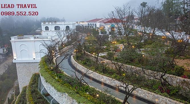 Bảng giá Silk Path Grand Resort & Sapa mới nhất
