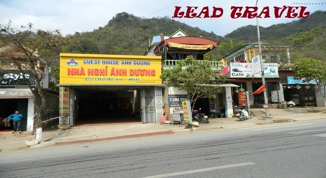 nhà nghỉ Ánh Dương Mộc Châu