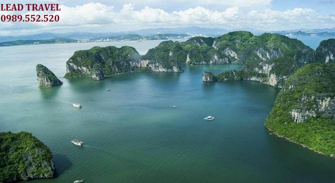 Những du thuyền 5 sao tại Hạ Long khiến du khách thích mê