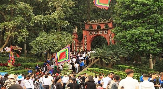 Kinh nghiệm du lịch đền Hùng