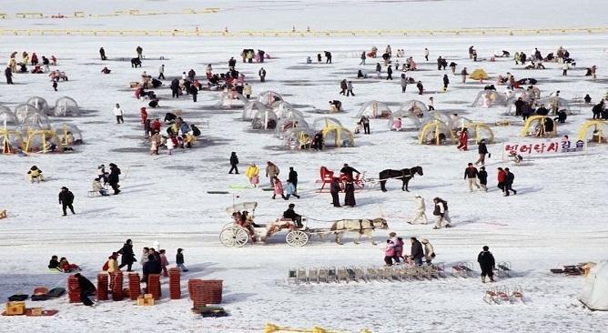 Lễ hội Hàn Quốc tháng 1