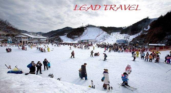 tour du lịch Hàn Quốc tháng 1