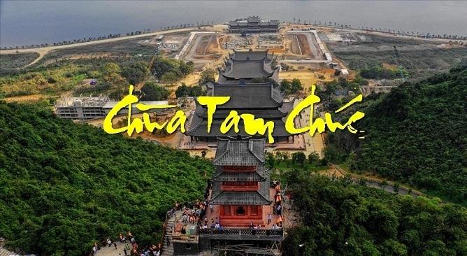 Chùa Tam Chúc Hà Nam
