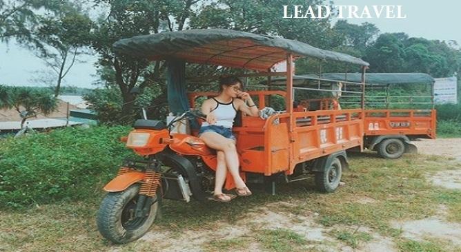xe tuktuk quan lạn