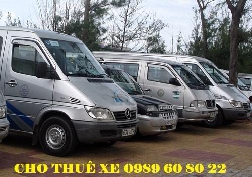 Cho Thuê Xe 16 chỗ đi FLC Vĩnh Thịnh Resort 2 ngày Giá rẻ nhất 0989608022