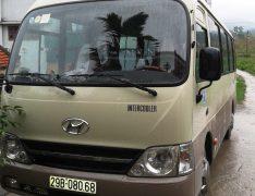 Cho Thuê Xe 29 chỗ đi Vườn Vua Resort 2 ngày Giá rẻ nhất