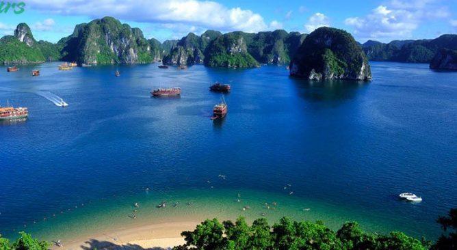 Tour Du Lịch Sài Gòn-Hà Nội-Hạ Long-Sapa 6 Ngày 5 Đêm