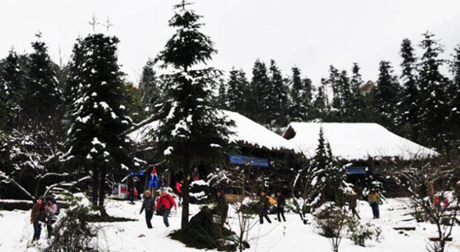 Tour Du Lịch Sapa 2 ngày 1 đêm ngắm tuyết rơi