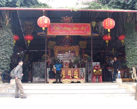 Tour Du Lịch Bảo Hà-Đền Ông Hoảng Bảy-Đền Cô Tân An 1 Ngày Giá rẻ