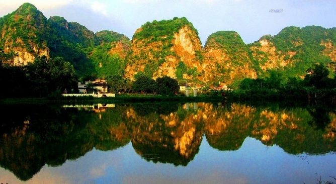 Tour Du Lịch Thung Nham Hoa Lư 1 ngày giá rẻ