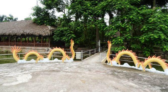 Tour du lịch sinh thái Cánh Buồm Xanh 1 ngày Giá rẻ