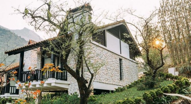 Sapa Jade Hill Resort and Spa 4 Sao 2 Ngày 1 Đêm Tour Free & Easy