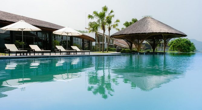 Tour Du Lịch Serena Hotspring Resort Kim Bôi Hòa Bình 3 Ngày 2 Đêm Khuyến Mại