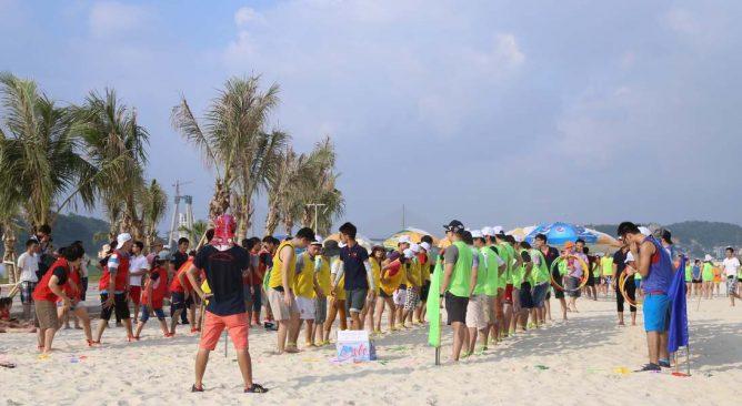 Tour Du Lịch Hải Tiến 3 Ngày 2 Đêm Team Building Gắn Kết Đồng Đội
