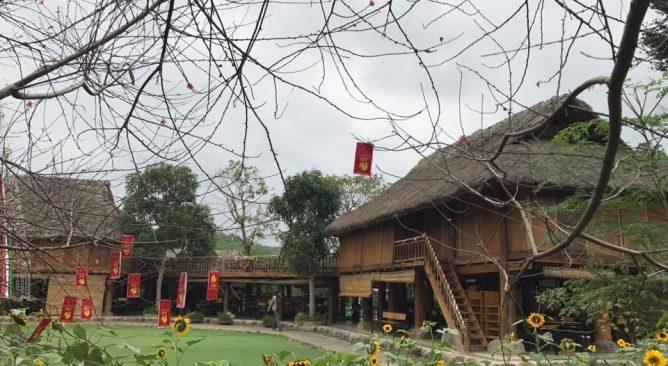 Tour Du Lịch An Lạc Eco Farm And Hot Springs 1 Ngày Giá rẻ