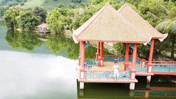 Tour Du Lịch Hồ Tiên Sa 1 Ngày Giá rẻ