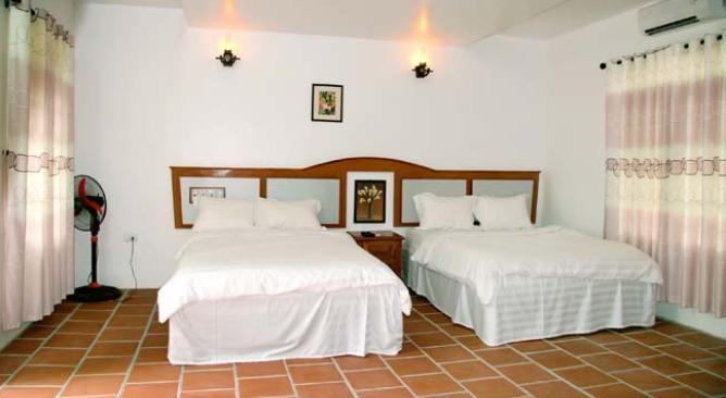 Quảng Tây Resort Phòng nghỉ