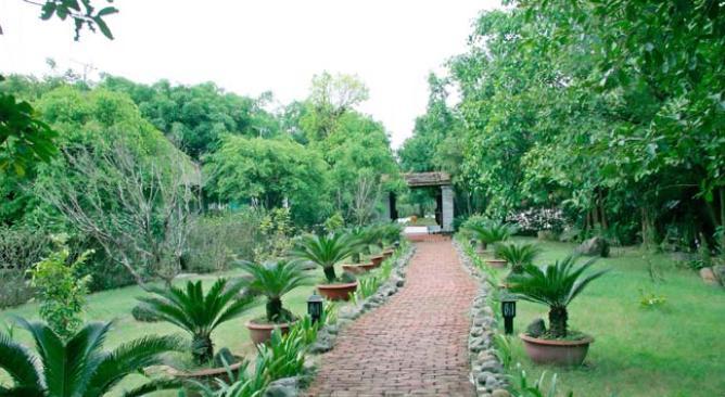 Quảng Tây Resort phong cảnh