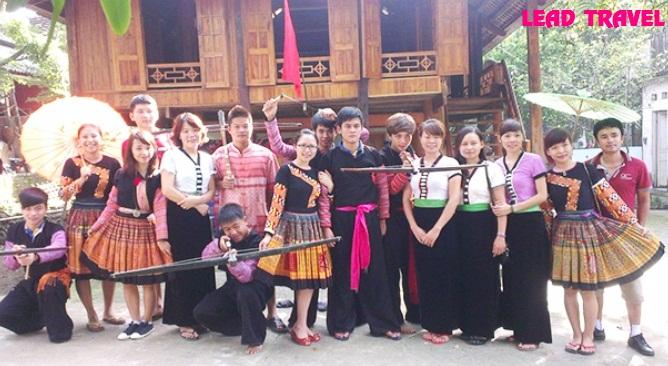 Tour Pù Luông mai châu