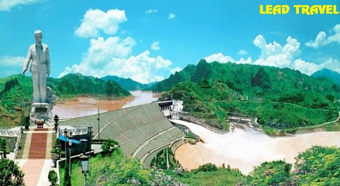 Du lịch Mai Châu Hòa Bình thăm thủy điện