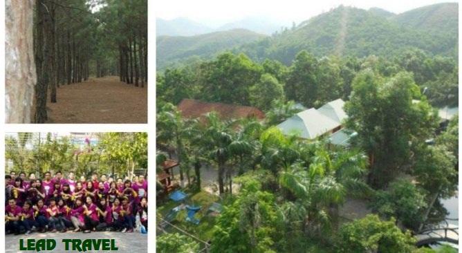 Thanh Lâm Resort Phú Thọ