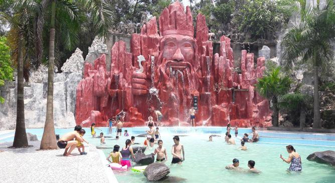 Thanh Lâm Resort Thanh Thủy Phú Thọ