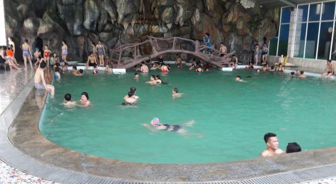 Thanh Lâm Resort Tắm khoáng