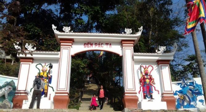 Đền Pác Tạ Tuyên Quang
