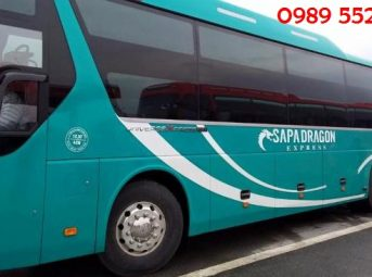 Xe Bus Sapa Dragon Express