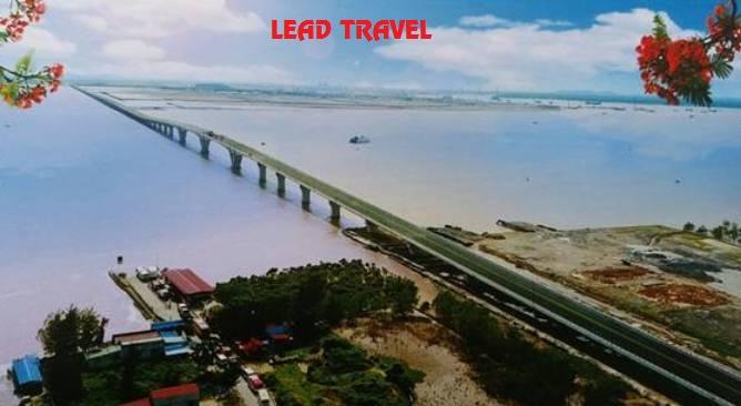 Du lịch Cát Bà cầu Tân Vũ