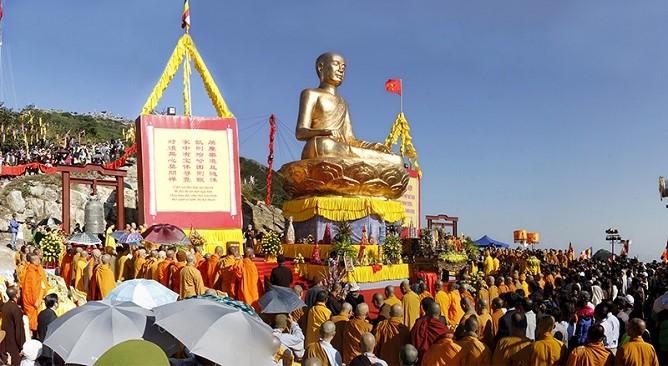 Tour đi Yên Tử thăm Phật Hoàng Nhân Tông