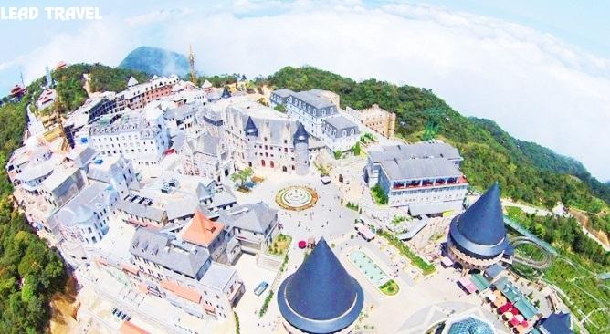 Tour Đà Nẵng Bà Nà hill